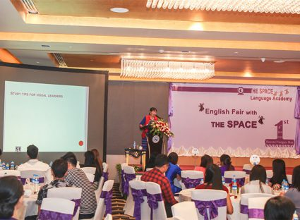 English Fair with the SPACE