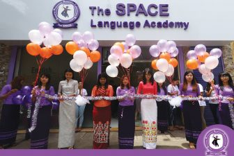 Grand Opening of The SPACE Language Academy
